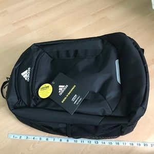 Adidas Excel IV Backpack Black, New with tag